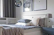 sypialnia gościnna-piękny projekt - zdjęcie od MIKOŁAJSKAstudio