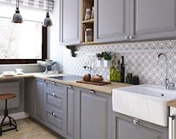 kitchen interior design - zdjęcie od MIKOŁAJSKAstudio
