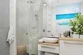 nowoczesna łazienka - zdjęcie od MIKOŁAJSKAstudio - homebook