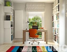domowy gabinet - zdjęcie od MIKOŁAJSKAstudio