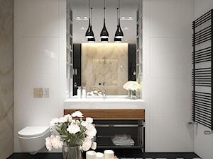 Luksusowa łazienka - zdjęcie od MIKOŁAJSKAstudio