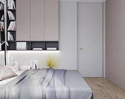 pastelowa sypialnia - zdjęcie od MIKOŁAJSKAstudio - Homebook