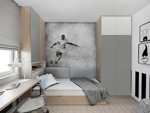 pokój nastolatka - zdjęcie od MIKOŁAJSKAstudio
