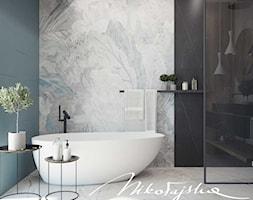 Salon kąpielowy - zdjęcie od MIKOŁAJSKAstudio - Homebook