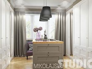 projekt garderoby - zdjęcie od MIKOŁAJSKAstudio