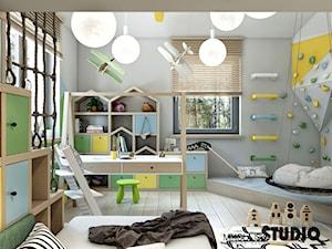 pokój dziecięcy w pastelowych kolorach - zdjęcie od MIKOŁAJSKAstudio