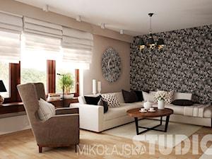 Dom  w Lublinie  w stylu tradycyjnym - konkurs