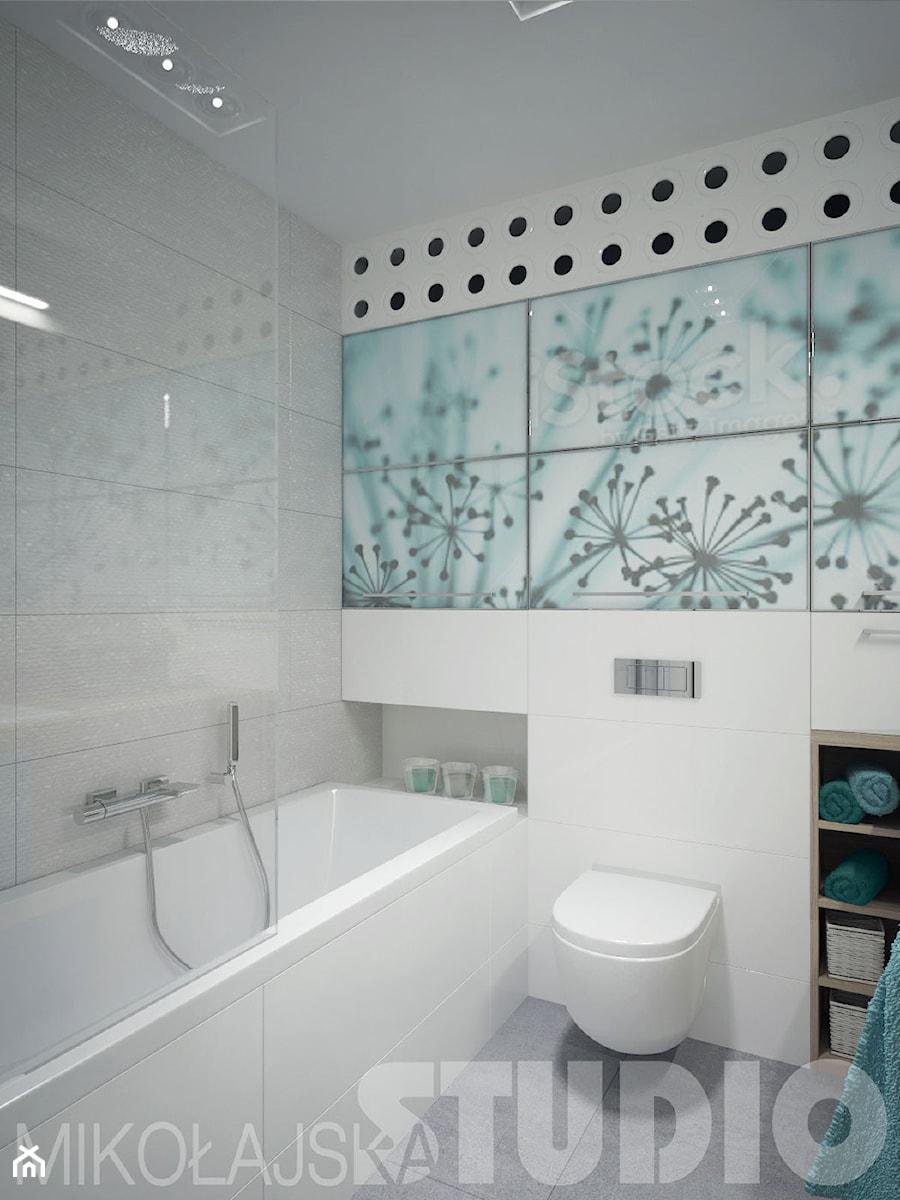 łazienka Ze Strukturą Dekoracyjną Na ścianie Aranżacje