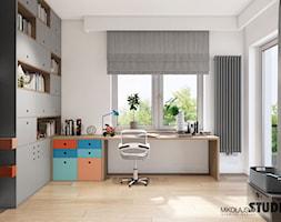 pomysł na pokój dziecięcy - zdjęcie od MIKOŁAJSKAstudio