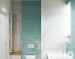 Turkusowa łazienka Pomysły Inspiracje Z Homebook