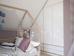 Pastelowy pokój dla dziewczynki - zdjęcie od MIKOŁAJSKAstudio