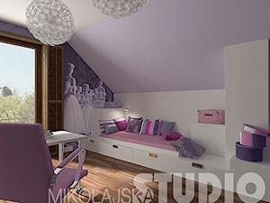 Pokój dla dziewczynki - zdjęcie od MIKOŁAJSKAstudio