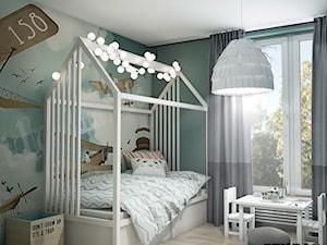 pokój dziecięcy-białe meble - zdjęcie od MIKOŁAJSKAstudio