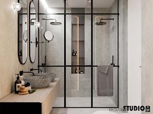 łazienka-loft - zdjęcie od MIKOŁAJSKAstudio