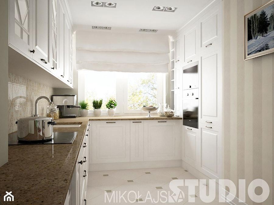 Projekt kuchni - zdjęcie od MIKOŁAJSKAstudio