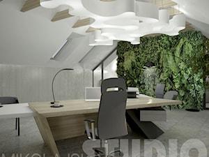 Luksusowe biuro design - zdjęcie od MIKOŁAJSKAstudio