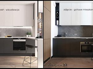 porównanie wizualizacja i zdjęcia - zdjęcie od MIKOŁAJSKAstudio