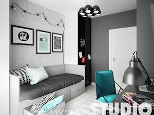 pokój natolatki trendy design - zdjęcie od MIKOŁAJSKAstudio
