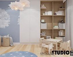 Dom przy Działkowskiego - Pokój dziecka, styl nowoczesny - zdjęcie od MIKOŁAJSKAstudio - Homebook