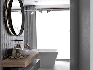 światło w łazience - zdjęcie od MIKOŁAJSKAstudio