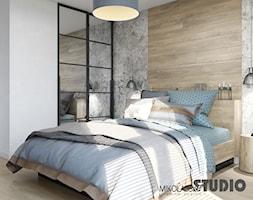 sypialnia+w+stylu+loft+-+zdj%C4%99cie+od+MIKO%C5%81AJSKAstudio