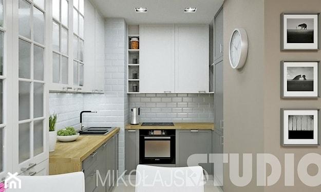Mała kuchnia