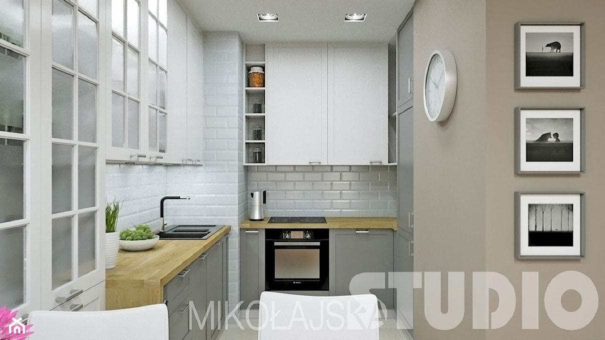Jak urządzić małą kuchnię w bloku? Zobacz sprytne rozwiązania  Homebook pl -> Hiszpania Kuchnia Tradycyjna
