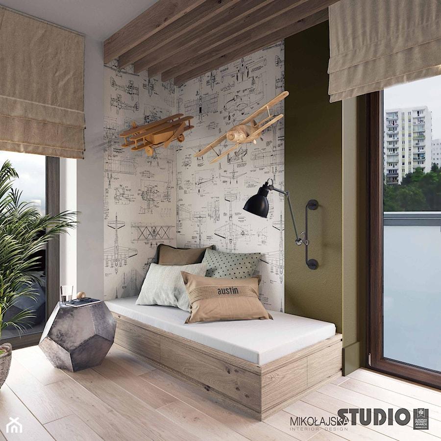 Pokój małego marzyciela - zdjęcie od MIKOŁAJSKAstudio