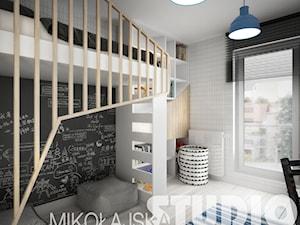 stylowy pokój dziecka - zdjęcie od MIKOŁAJSKAstudio