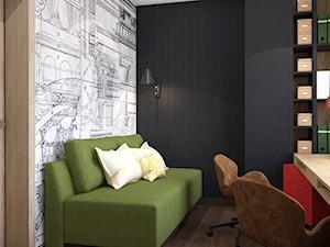 pokój młodzieżowy - zdjęcie od MIKOŁAJSKAstudio