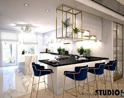 kuchnia w bieli - zdjęcie od MIKOŁAJSKAstudio