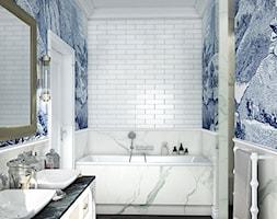Łazienka extra - zdjęcie od MIKOŁAJSKAstudio - Homebook
