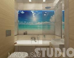 nastrojowa łazienka - zdjęcie od MIKOŁAJSKAstudio