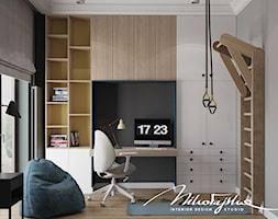 Apartament na Warszawskim Wyględowie - Pokój dziecka, styl nowoczesny - zdjęcie od MIKOŁAJSKAstudio - Homebook