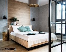 Loftowa+sypialnia+-+zdj%C4%99cie+od+MIKO%C5%81AJSKAstudio