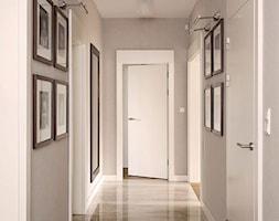 korytarz w apartamencie - zdjęcie od MIKOŁAJSKAstudio