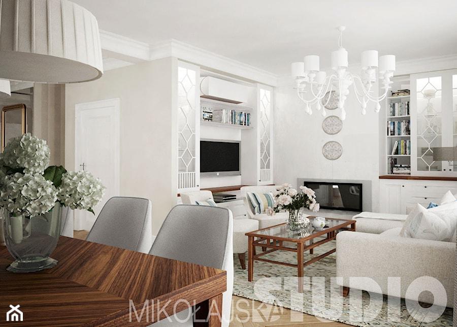 elegancki pok j dzienny zdj cie od miko ajskastudio homebook. Black Bedroom Furniture Sets. Home Design Ideas