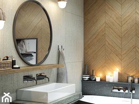Aranżacje wnętrz - Łazienka: bathroom designed architect - MIKOŁAJSKAstudio. Przeglądaj, dodawaj i zapisuj najlepsze zdjęcia, pomysły i inspiracje designerskie. W bazie mamy już prawie milion fotografii!