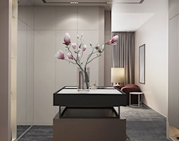 Dom w Rząsce - Garderoba, styl nowoczesny - zdjęcie od MIKOŁAJSKAstudio - Homebook