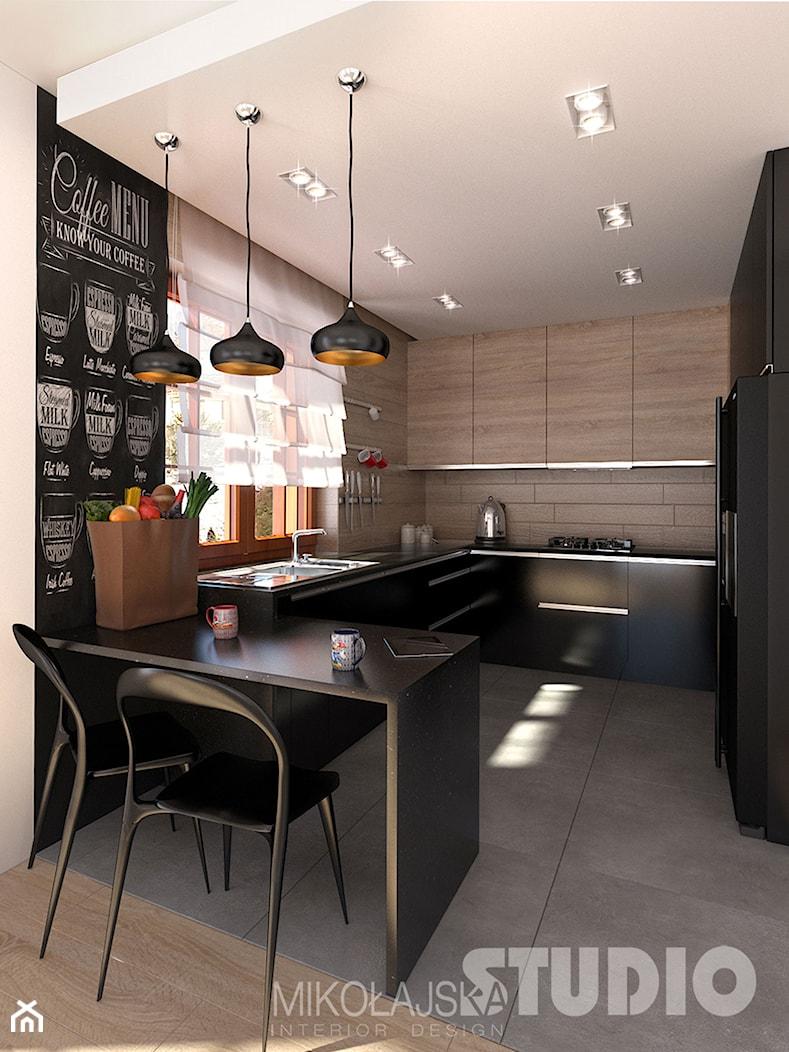 Stylowa kuchnia - zdjęcie od MIKOŁAJSKAstudio - Homebook