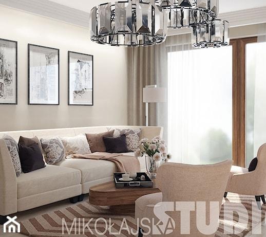 salon aran acje pomys y inspiracje strona 7 homebook. Black Bedroom Furniture Sets. Home Design Ideas