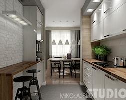 Zdjęcie: Kuchnia w stylu skandynawskim