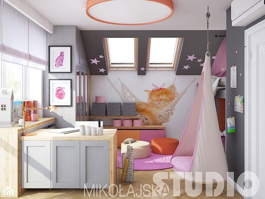 pokój dziecięcy - zdjęcie od MIKOŁAJSKAstudio
