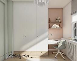 Pokój dziecięcy w pastelowych kolorach - zdjęcie od MIKOŁAJSKAstudio - Homebook
