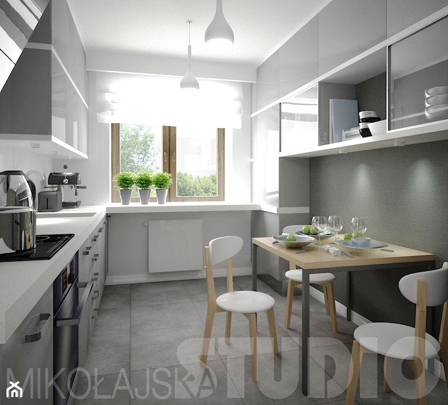 Skandynawska kuchnia  zdjęcie od MIKOŁAJSKAstudio -> Kuchnia Skandynawska Inspiracje