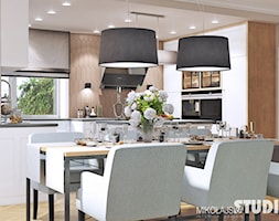 exclussive kitchen design - zdjęcie od MIKOŁAJSKAstudio