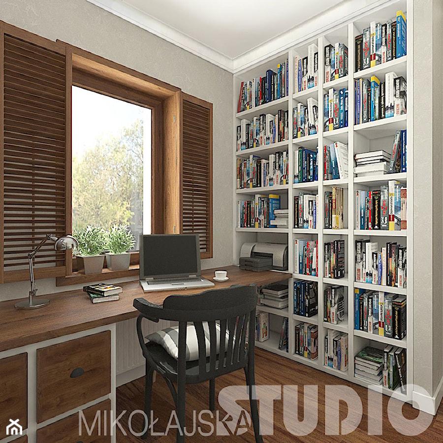 Gabinet - zdjęcie od MIKOŁAJSKAstudio