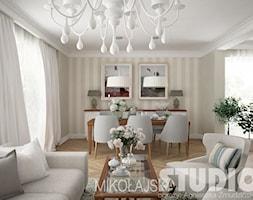 Elegancki+salon+-+zdj%C4%99cie+od+MIKO%C5%81AJSKAstudio