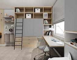 pokój dla chłopca - zdjęcie od MIKOŁAJSKAstudio - Homebook