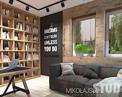 biuro na wsi - zdjęcie od MIKOŁAJSKAstudio